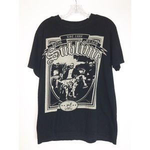 Sublime Band T-shirt